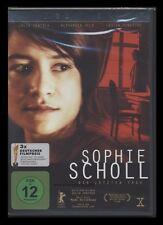 DVD SOPHIE SCHOLL - DIE LETZTEN TAGE - JULIA JENTSCH + ALEXANDER HELD ** NEU **