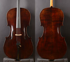 "Advanced model""William Forster III 1814"" Copy Cello .Strong deep!Oil varnish"
