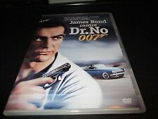 "DVD NEUF ""JAMES BOND 007 - JAMES BOND CONTRE DR. NO"" Sean CONNERY"