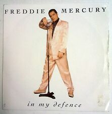 "Freddie Mercury In My Defence Single 7"" UK 1992         Queen"