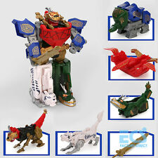 Mighty Morphin Power Rangers Dino Megazord Action Figure Transforming 18cm