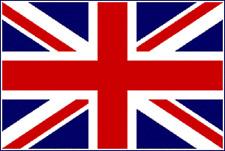 Large Quality Union Jack British UK National Olympic Flag Football 5FT x 3FT