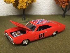 ERTL 1:64 The DUKES of HAZZARD #01 General Lee Dodge Charger DIECAST TOY NEW