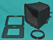 HASSELBLAD Complete Professional Lens Shade w/ B50 Adapter & Both Framing Masks.