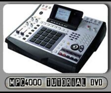 Akai MPC4000 Instructional DVD Tutorial