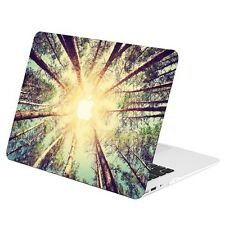 "Autumn Forest  Rubberized Hard Case Cover for Macbook Air 13""  A1369 & A1466"