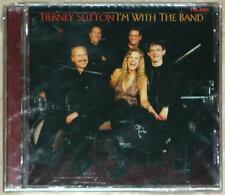 CD SALE TIERNEY SUTTON ~ I'M WITH THE BAND ~ GRAMMY FINALIST JAZZ PAR EXCELLENCE