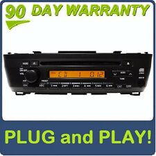 00 - 06 NISSAN Sentra Radio Stereo Receiver CD Player iPod Aux Input CY610 OEM