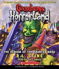 Scream of the Haunted Mask Goosebumps Horrorland #4