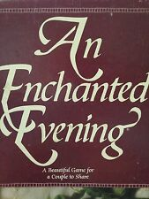 Vintage ~1988 ~An Enchanting Evening~A Beautiful Game For A Couple To Share