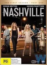 NASHVILLE-First Season Part One-Region 4-New AND Sealed-4 Dics Set-TV Series