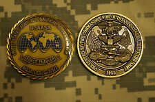 Challenge Coin US Army Aeronautical Services Agency HQDA DCS G-3/5/7