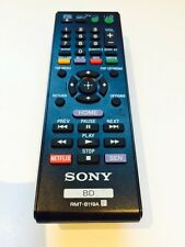SONY BluRay REMOTE CONTROL For BDP-BX110 BDP-BX310 BDP-BX39 BDP-BX510 BDP-BX59