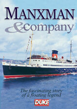 Manxman & Company Floating Legend (New DVD 2010) 5017559111922 Ferry Ships Boats