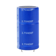 2.7V 400F 400Farad Ultracapacitor Supercapacitor Farad  Capacitor