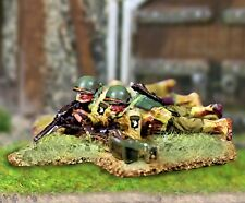 THE COLLECTORS SHOWCASE WW2 AMERICAN CBA044 101ST AIRBORNE MACHINE GUN TEAM MIB