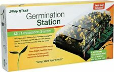 Germination Station Electric Heat Mat Grow Plants Out/Indoor Humidity Greenhouse