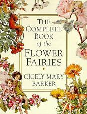 Complete Book of the Flower Fairies by Cicely Mary Barker (1997, Hardcover)