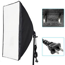 NEEWER 50x70cm studio softbox diffuser with E27 socket for fluorescent bulb
