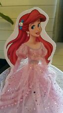 Disney ARIEL Little Mermaid princess cake topper 10 inches tall!!!