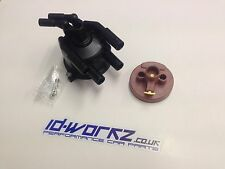 TOYOTA CELICA GT4 TURBO ST185 DISTRIBUTOR CAP & ROTOR ARM OEM QUALITY CLIP TYPE