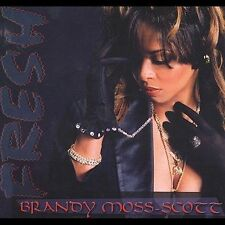 Fresh by Brandy Moss-Scott (CD, Apr-2004, Heavenly Tune Records)