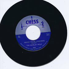 HOWLIN' WOLF - SMOKE STACK LIGHTNING / YOU CAN'T BE BEAT (Chicago BLUES Bops)
