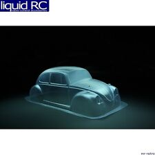 Tamiya 1825147 Rc Body: 58173 Beetle 240 Mm Wheelbase M-Chassis