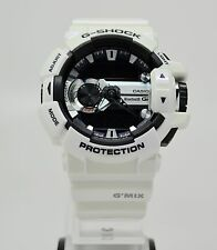 New Casio GBA400-7C G-Shock Bluetooth G'Mix Music Control Men's Watch