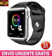 Smartwatch Reloj Inteligente Phone A1 Android Iphone Bluetooth Sim ENTREGA 24HS