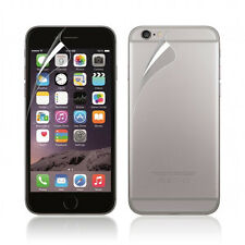 Front And Back Clear Film LCD Screen Protection For Iphone 6 4.7 Inch Nice