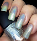 holographisch holo Nagellack Glitzer Holographic Nagel Polierung Nail Art #1