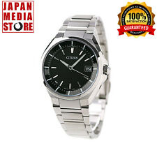 Citizen Attesa CB3010-57E Eco-Drive Atomic Radio Watch 100% Genuine from JAPAN