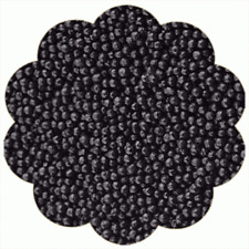 Nonpareils Non-Pareils Sprinkles Cookie Cake Cupcake Decorating - BLACK 4 oz.
