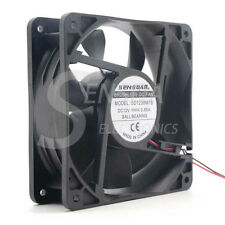 120mm 38mm case fan 12038 12cm DC 12V 0.85A powerful axial 3500RPM 140CFM