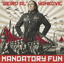 Weird Al Yankovic Mandatory Fun CD NEW SEALED 2014