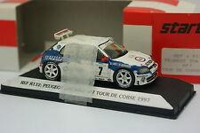 Starter 1/43 - Peugeot 306 Maxi Tour de Corse 1997