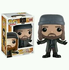 "THE Walking Dead Gesù 3.75"" Figura in Vinile Pop Funko 389 NUOVO di zecca"
