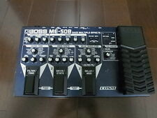 Boss ME-50B Multi-Effects Bass Effect Pedal  From Japan