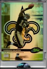 2006 eTopps #25 Marques Colston New Orleans Saints Rookie Football Card