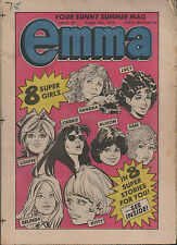 Emma Comic Issue 78  18 August 1979   Boomtown Rats  Mork & Mindy  Three Degrees