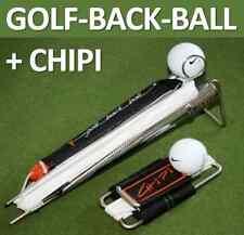 GOLF BACKBALL + CHIPI Golf Trainer Nike Golfball Driving Range ebay plus +