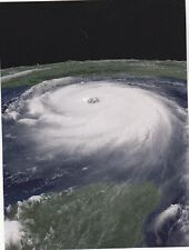 "+""Hurricane Katrina...Satellite Image""  -Dangerous Storm-  ~Post Card~"