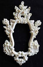Frame Ornament (L-102b). Fancy Picture frame.Antique reproduction