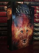 The Chronicles of Narnia Complete in One Volume by C.S. Lewis Brand New Hardback
