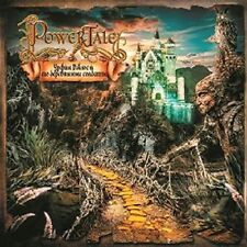 """Power tale """"dictionnaires Juice and his wooden soldiers"""" CD [ukraine power metal opera]"""