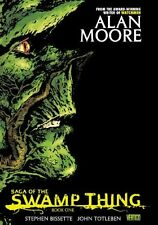 Saga of the Swamp Thing, Book 1 by Alan Moore, (Paperback), Vertigo , New, Free