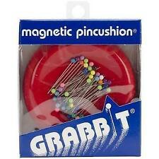 GRABBIT Magnetic Alfiletero W//50 Pins-Lavanda