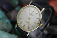 C.65 OMEGA Seamaster De Ville Automatic Cal. 550 Gold & Steel Men's Dress Watch