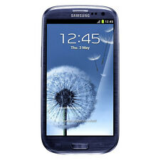 New Samsung Galaxy S3 III GT-I9300 Blue 16GB Unlocked Smartphone T-Mobile ATT